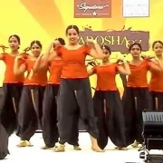 Thee Thee Dance-Baldwin Women's Methodist College, Bangalore